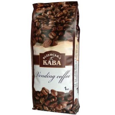 Кофе в зернах Віденська кава Vending