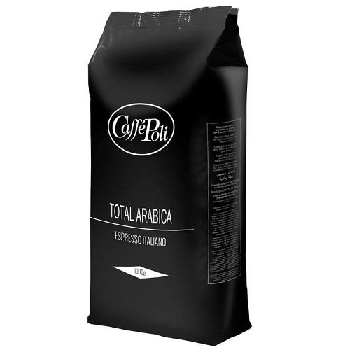 Кофе в зернах Caffe Poli 100% Arabica