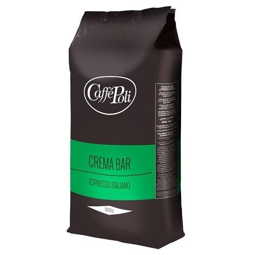 Кофе в зернах Caffe Poli Cremabar