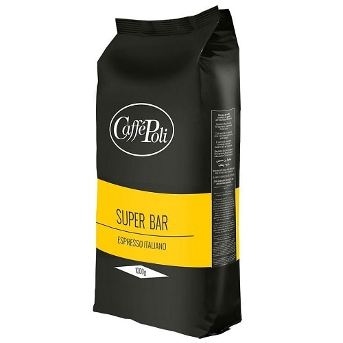 Кофе в зернах Caffe Poli Superbar