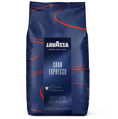 Кофе в зернах Lavazza Gran Espresso