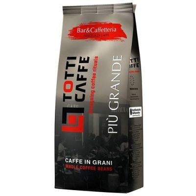 Кофе в зернах Totti Caffe Piu Grande