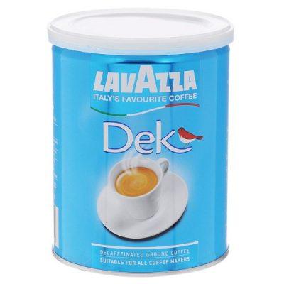 Кофе молотый Lavazza Dek Decaffeinato