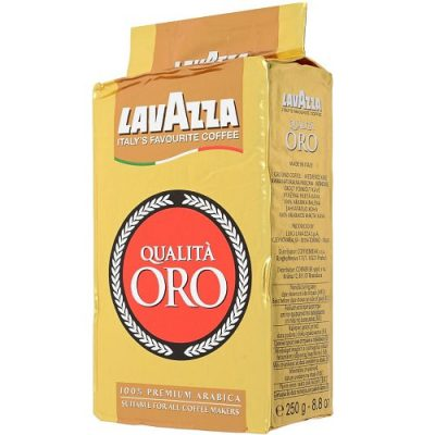 Кофе молотый Lavazza Qualita Oro