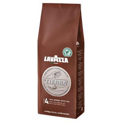 Кофе молотый Lavazza Tierra 4