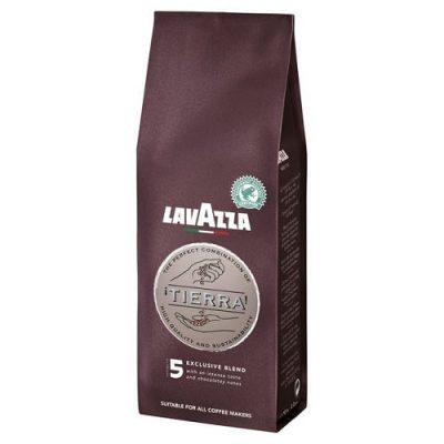 Кофе молотый Lavazza Tierra 5