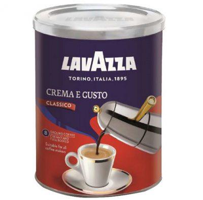 Lavazza Crema e Gusto ж/б 250 г