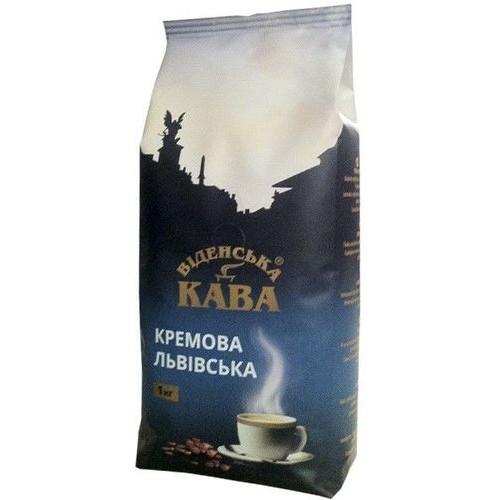 Віденська кава Кремова Львівська