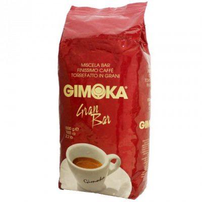 Кофе в зернах Gimoka Rosso Gran Bar