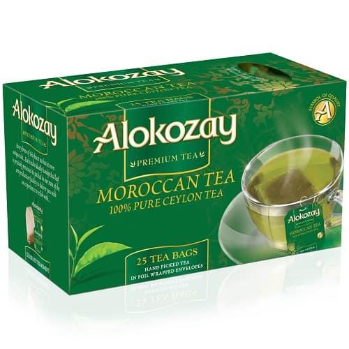 Чай Alokozay марокканский чай
