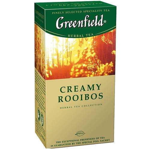 Чай Greenfield Creamy Rooibos