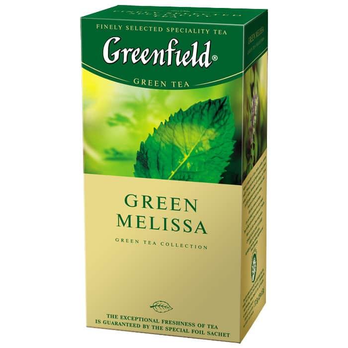 Чай Greenfield Green Melissa