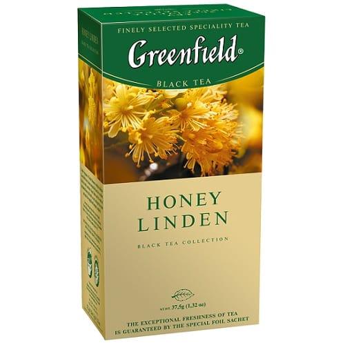 Чай Greenfield Honey Linden