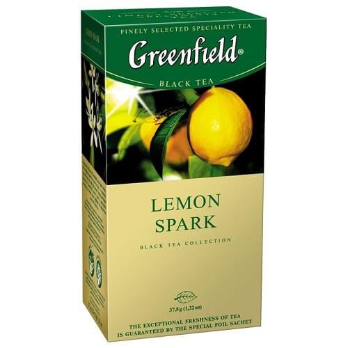 Чай Greenfield Lemon Spark