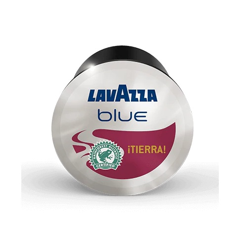 Капсулы Lavazza Blue Tierra