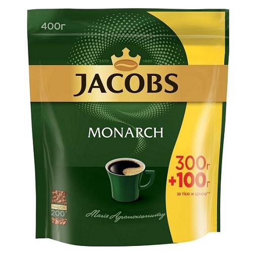 Растворимый кофе Jacobs Monarch 400 г