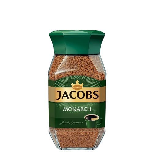 Растворимый кофе Jacobs Monarch 95 г стекло