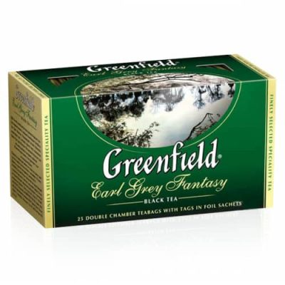 Чай Greenfield Earl Grey 25