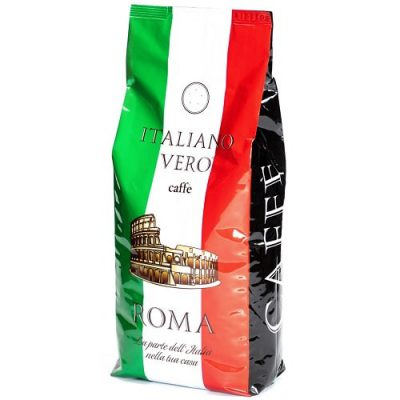 Кофе в зернах Italiano Vero Roma