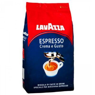 Кофе в зернах Lavazza Espresso Crema Gusto
