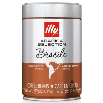Кофе в зернах ILLY Brasile Monoarabica