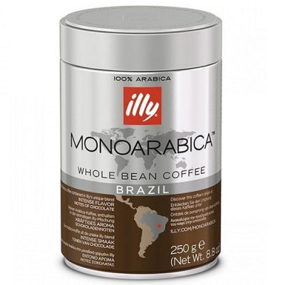Кофе в зернах ILLY Brazil Monoarabica