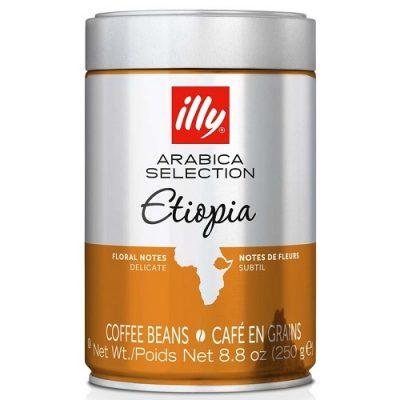Кофе в зернах ILLY Ethiopia Monoarabica