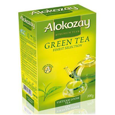 Чай Alokozay зеленый