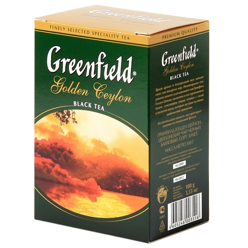 Чай Greenfield Flying Dragon листовой