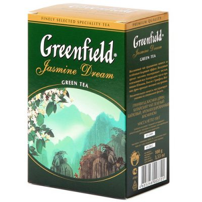 Чай Greenfield Jasmine Dream листовой