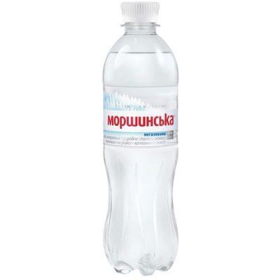 Минеральная вода Моршинская негазированная