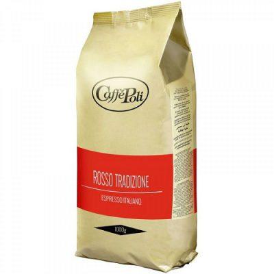 Кофе в зернах Caffe Poli Rosso Tradizione 1 кг