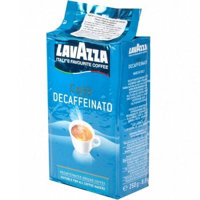 Кофе молотый Lavazza Dek 250 г