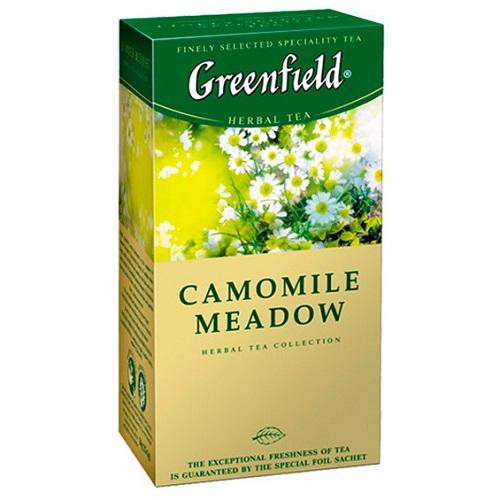 Чай Greenfield Camomile Meadow