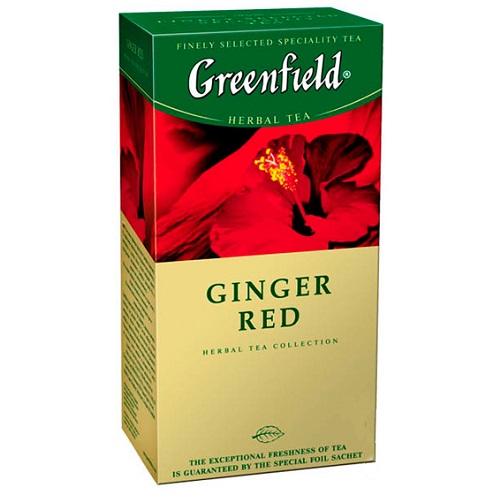 Чай Greenfield Ginger Red