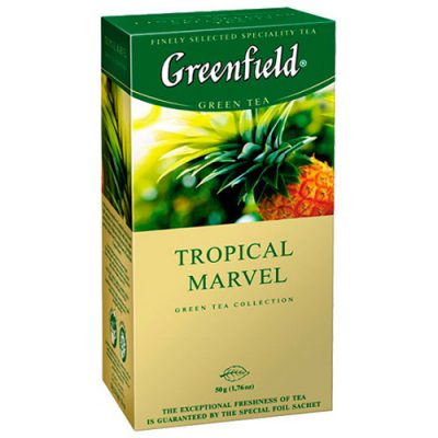 Чай Greenfield Tropical Marvel