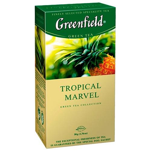 Чай Greenfield Tropical Marvel