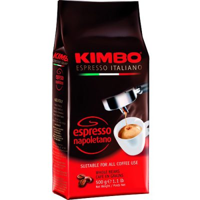 Кофе в зернах Kimbo Espresso Napoletano 1 кг