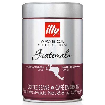 Кофе в зернах ILLY Guatemala Monoarabica