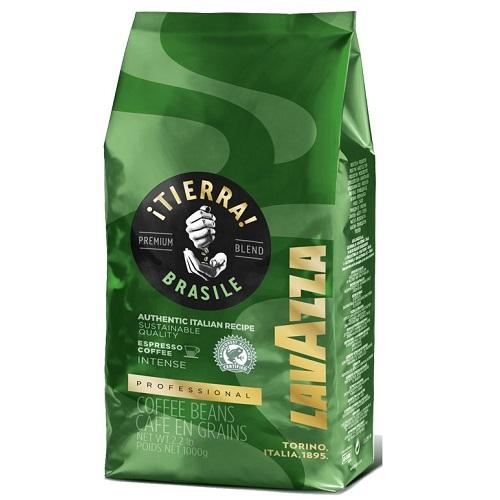 Lavazza Tierra Brazil Intense 1 кг
