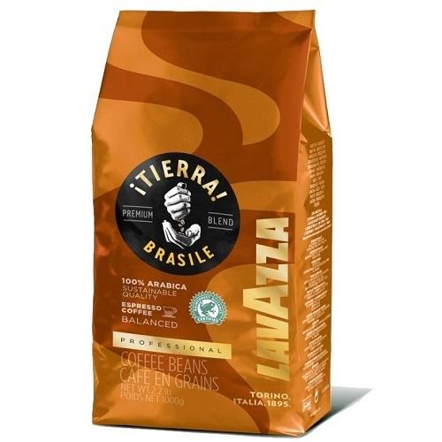 Lavazza Tierra Brazil 100% 1 кг