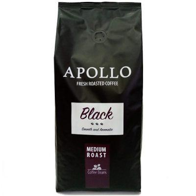 Кофе в зернах Apollo Black
