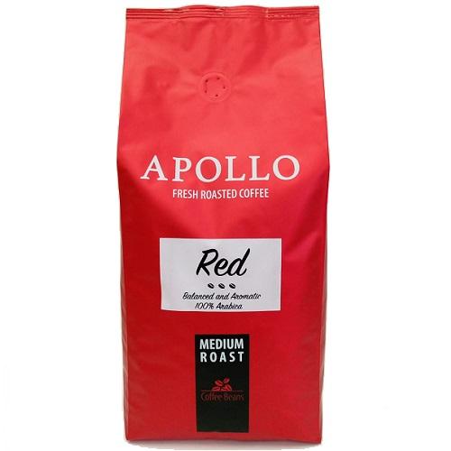 Кофе в зернах Apollo Red