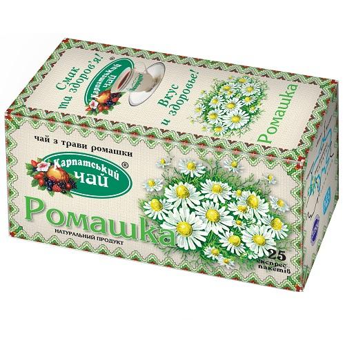 Чай Карпатский Ромашка