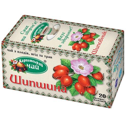 Чай Карпатский Шипшина