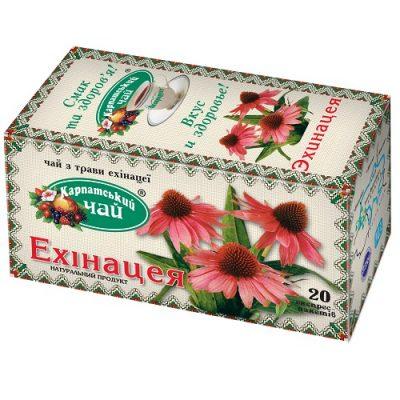 Чай Карпатский Эхинацея