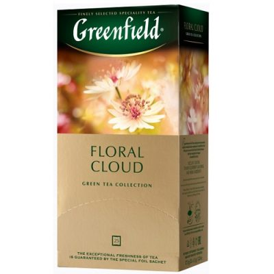 Greenfield Floral Cloud 25 пакетов