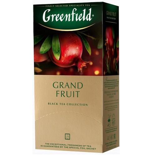 Greenfield Grand Fruit 25 пакетов