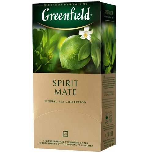Greenfield Spirit Mate 25 пакетов