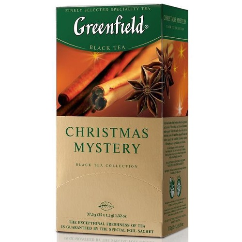 Greenfield Christmas Mystery 25 пакетов
